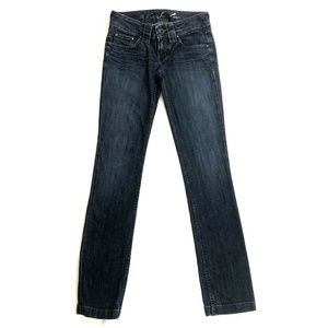 """Juicy Couture """"The Kate"""" Skinny Jeans Size 24"""